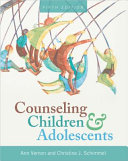 Counseling Children and Adolescents  Fifth Edition  Book