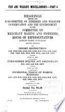Fishery Jurisdiction