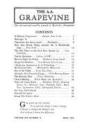 A A  Grapevine Book PDF