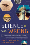 Science Was Wrong Pdf/ePub eBook