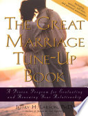 The Great Marriage Tune Up Book