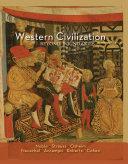 Western Civilization  Beyond Boundaries