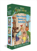 Magic Tree House Box of Puzzles  Games  and Activities  3 Book Set