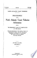 North Atlantic Coast Fisheries