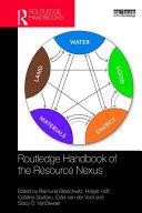 Routledge Handbook of the Resource Nexus [Pdf/ePub] eBook