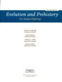 Evolution and Prehistory Book PDF