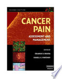 Cancer Pain  : Assessment and Management