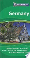 Michelin Travel Guide Germany