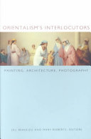 Pdf Orientalism's Interlocutors Telecharger