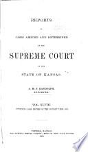 Kansas Reports