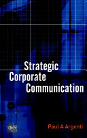 Strategic Corporate Communication