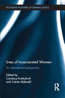 Lives of Incarcerated Women Pdf/ePub eBook