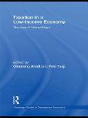 Taxation in a Low-Income Economy [Pdf/ePub] eBook