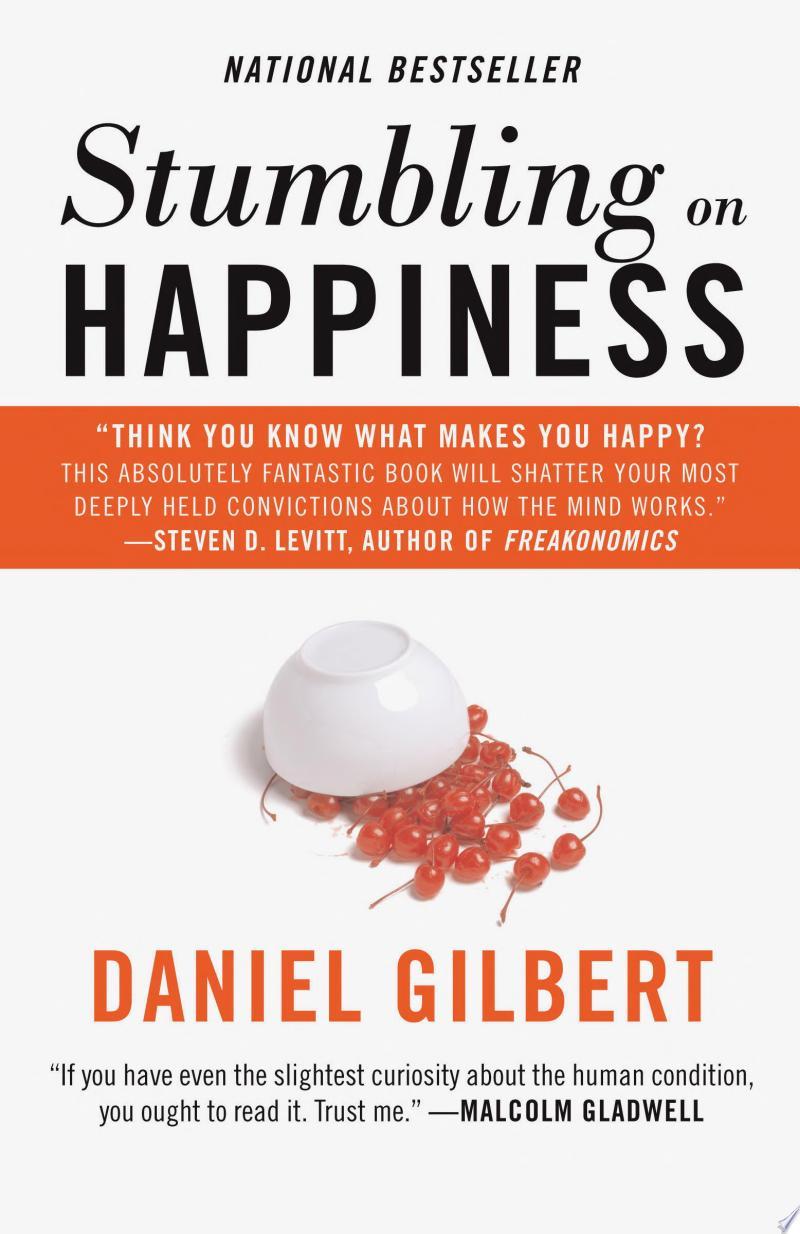 Stumbling on Happiness image