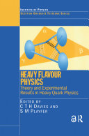 Heavy Flavour Physics Theory and Experimental Results in Heavy Quark Physics Pdf