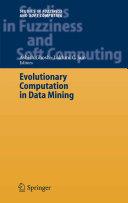 Evolutionary Computation in Data Mining [Pdf/ePub] eBook
