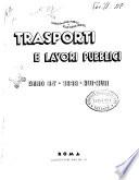 Trasporti e lavori pubblici giornale dei trasporti e dei lavori pubblici