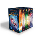 Trials of Apollo  the 5 Book Hardcover Boxed Set
