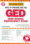 Barron's how to Prepare for the GED High School Equivalency Exam, Canadian Edition
