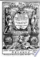 Unhappy Prosperitie  expressed in the histories of   lius Seianus and Philippa the Catanian   Translated from the French by Sir Thomas Hawkins