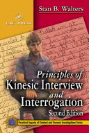 Principles of Kinesic Interview and Interrogation, Second Edition - Seite i