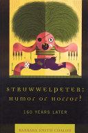 Struwwelpeter  Humor or Horror