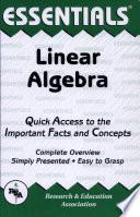 Linear Algebra Essentials