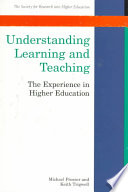 Understanding Learning And Teaching Book
