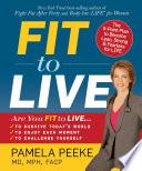 Fit to Live Pdf/ePub eBook
