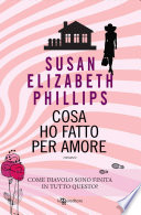 Cosa ho fatto per amore Book Cover