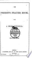 The Priest s Prayer Book Book PDF