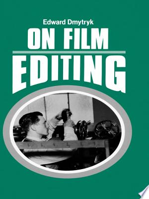 Download On Film Editing Free Books - Read Books