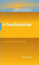 e Transformation  Enabling New Development Strategies