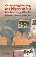 Community Memory And Migration In A Globalizing World