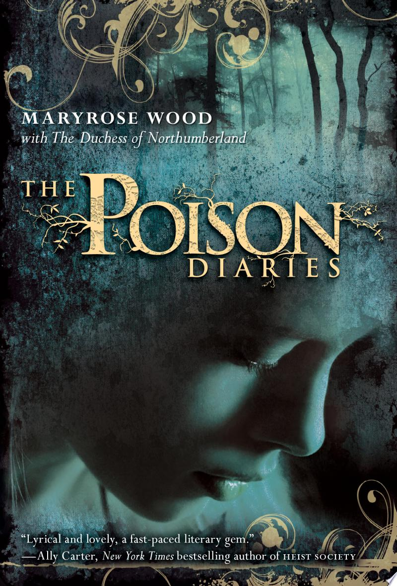 The Poison Diaries banner backdrop