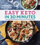 Easy Keto in 30 Minutes Pdf/ePub eBook