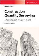 Construction Quantity Surveying [Pdf/ePub] eBook