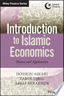 Introduction to Islamic Economics Book