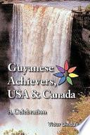 Guyanese Achievers USA & Canada