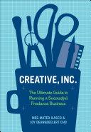 Creative  Inc  Book
