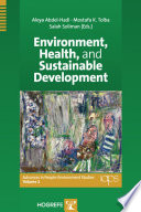 Environment  Health  and Sustainable Development