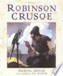 """""""Robinson Crusoe"""" by Daniel Defoe, Avi"""