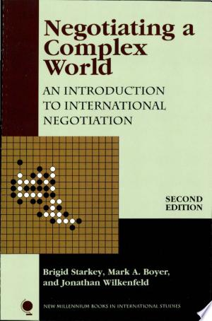 Free Download Negotiating a Complex World PDF - Writers Club