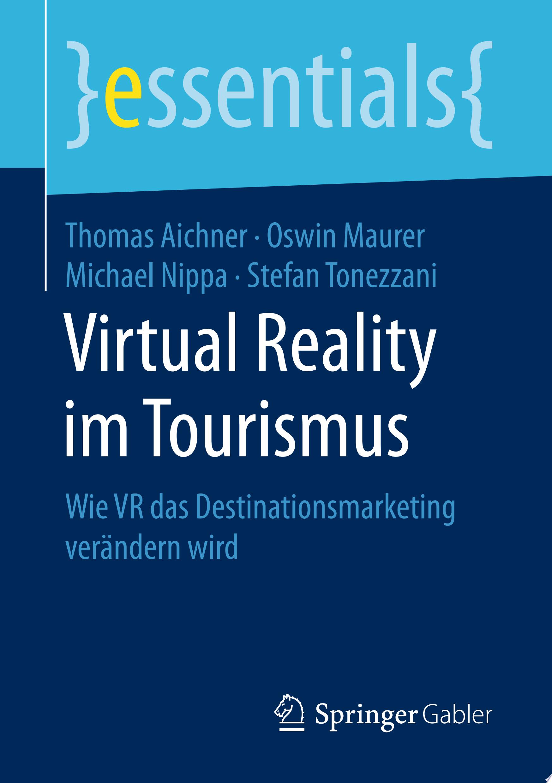 Virtual Reality im Tourismus