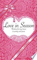 Love in Season