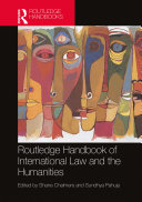 Routledge Handbook of International Law and the Humanities