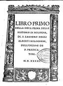 Historie di Bologna