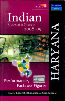Indian States At A Glance 2008 09  Performance  Facts And Figures   Haryana