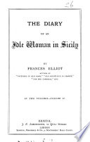 The diary of an idle women in Sicily Book PDF