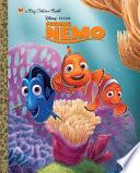 Finding Nemo Big Golden Book  Disney Pixar Finding Nemo